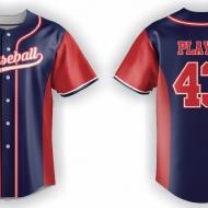 Baseball Shirt 2