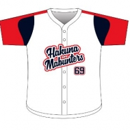 Kay's Custom Sportswear, Sublimated Baseball Shirt - Adults and Kids