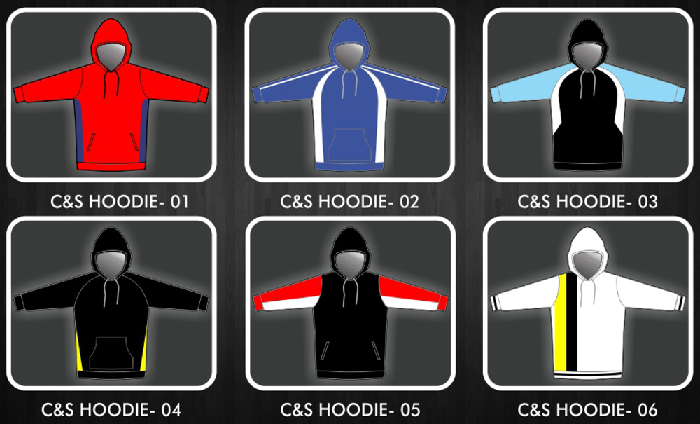 Jackets and Hoodies