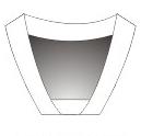 V-Neck with Emblem